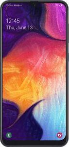 Samsung Galaxy A50 - 64GB - Black - Unlocked - Single SIM - Smartphone - Good