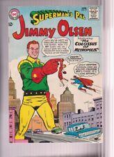 Superman's Pal Jimmy Olsen 77 High Grade VFN  Colossus of Metropolis
