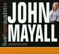 John Mayall - Live from Austin Texas [New CD] Digipack Packaging