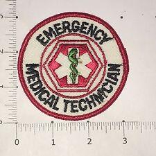 Emergency Medical Technician Patch - vintage