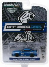 Greenlight 1/64 2016 Ford Mustang Shelby Gt350 Race Car Track Attack #12 30109
