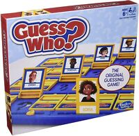 Hasbro Gaming Guess Who? The Original Guessing Game!