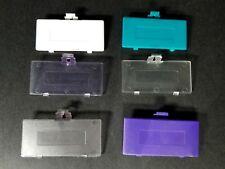 6 PIECE EN GROS LOT DE COUVERCLE BATTERIE for the Game Boy POCHE SYSTÈME C27