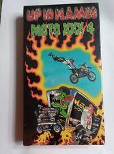 MOTO XXX 4 - UP IN FLAMES - NEW UNOPENED