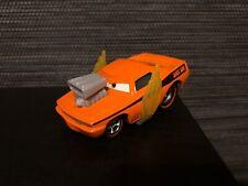 Disney Cars SNOT ROD WITH FLAMES TURBO ROTZ *NEU* Mattel 1:55