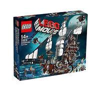LEGO 70810 - The LEGO Movie MetalBeard's Sea Cow - Retired Set- New - Sealed Box