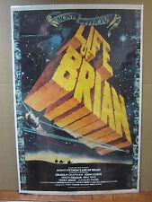 vintage 2002 Monty Python's Life of Brian film movie poster   5153