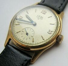GLASHUTTE GERMANY wristwatch GUB cal. 60-240749.