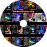 Wicked Scouse Hits Volumes 1-10 & Bonus Filler Trance Dance House MP3 DVD