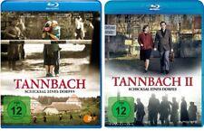 2 Blu-rays * TANNBACH - SCHICKSAL EINES DORFES 1 + 2  # NEU OVP %