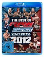 BIG SHOW/ALBERTO DEL RIO/CM PUNK - THE BEST OF RAW&SMACKDOWN 2012 2 BLU-RAY NEW