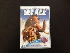 ICE AGE 2 DISC SET DVD R4 PAL FREE POST! VGC/NM