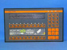 Lauer Systeme PCS 200FZ Operator Panel (Version: XX2.1031.SHX V113.5 3514B19A)