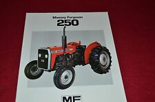 Massey Ferguson 250 Tractor Dealer's Brochure FMD 905-183-25-1
