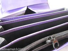 Bedienungsgeldbeutel violet, Rindleder