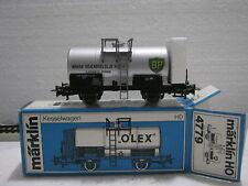 Märklin HO/AC 4779 Kesselwagen BP 0 500125 NSB (CO/92-17R3/4)