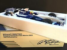 Minichamps - Ralf Schumacher - Williams - FW23 - 2001 - 1:18 - GP San Marino