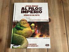 STAR WARS AL FILO DEL IMPERIO - Señores de Nal Hutta - juego de rol - FFG - EDGE