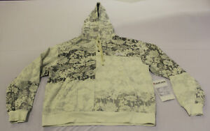 Kith Men's Aster Floral Williams IV Pullover Hoodie TM8 Elevation Large