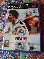 JUEGO DE PS2 COMPLETO FIFA 09 PAL
