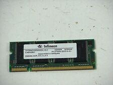 256MB RAM Speicher PC2700S-2533-0-A1 DDR 333 CL2.5  5318075-44149