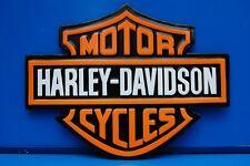 Blech Schild  Retro Blechschild Harley-Davidson - Garage Blechschild 40 x 30 cm