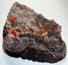 Wulfenite- Red Cloud Mine, Arizona