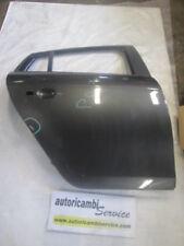 FIAT BRAVO 1.4 BENZ/GPL 6M 66KW (2009) RICAMBIO PORTA POSTERIORE DESTRA STRISCIA