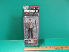 "The Walking Dead Series Four Rick Grimes 5""in Figure McFarlane Toys 2013"