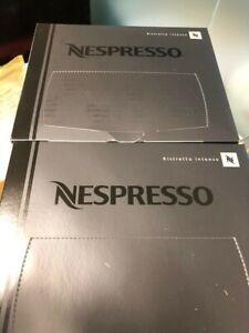 Nespresso Professional 200 Capsules (4 x 50) - Read - Expired Capsules (4 boxes)