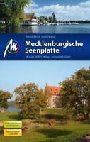 REISEFÜHRER MECKLENBURGISCHE SEENPLATTE 2018/19 Michael Müller Verlag, neu