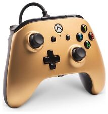 Enhanced Wired Controller for Microsoft Xbox One - Gold