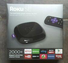 New listing Roku Se (3rd Generation) Media Streamer 2710Se Used Twice Remote Box Manual