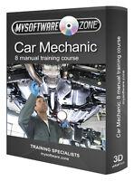 Auto Mechanic Mechanics Car Gears Training Book Course