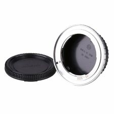 Nikon AI Lens To Canon EOS EF D-SLR body Adapter Ring for 60D 600D 1100D+Cap kit