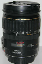 Canon EF 28-135mm f/3.5-5.6 IS USM lens (used, fully working)