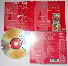 Legendary Pop Songs 4 Small Faces, T. Rex, Tremeloes, Long John Baldry, K.. [CD]