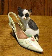 KITTEN HEELS #CA00244 DAISY, From Country Artists NEW From Retail Store, Enesco
