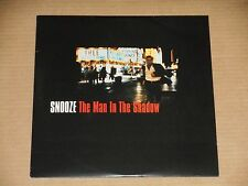 SNOOZE man in the shadow 2LP 1997 belgium SSR electronic trip hop jazz breaks