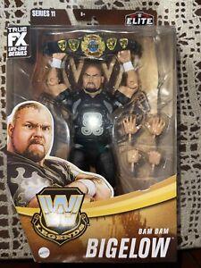 WWE Elite Legends Series 11 BAM BAM BIGELOW *Target Exclusive* 2021 🔥
