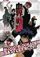 BLOOD BLOCKADE BATTLEFRONT 10  - J-Pop