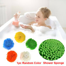 Soft Bath Shower Soft EVA Sponge Puff Ball Easy Exfoliation Bathroom