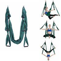 Anti-gravity Yoga Swing Sling Hammock Trapeze Yoga Inversion Tool Aerial Prop