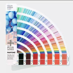 Pantone Color Bridge Guide Coated GG6103N - 112 new colors!