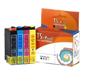 Für Epson 18XL T1801 T1802 T1803 T1804 Set Drucker Tinten-Patronen XP-305 XP-312