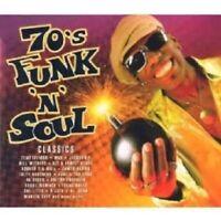 70'S FUNK & SOUL CLASSICS 2 CD NEW
