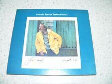 Original Vintage Polaroid Spectra System Camera Instruction Manual~VG Condition
