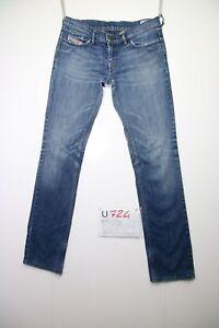Diesel liv (Cod.U724) Tg.43 W29 L34 jeans vita bassa usato