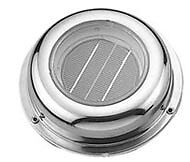 SOLAR VENT FAN STAINLESS STEEL AUTOMATIC VENTILATOR Model: SVT-024S YACHT boat