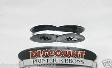 Triumph Adler Junior TEN Black and White Typewriter Ribbon + Free Shipping